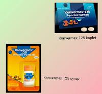 konvermex 125 mg