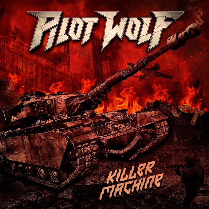 "Resenha #166: ""Killer Machine"" (2020) - Pilot Wolf"