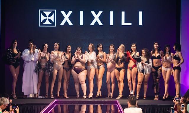 XIXILI Lingerie Fashion Show 2019, Infinite Flow, Embracing Curves, Xixili, Xixili Malaysia, Lingerie Show, XIxili Lingerie Show, Fashion Show, Fashion