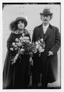 Ignacy Jan i Helena Paderewscy