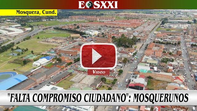 Ciudadanos de Mosquera opinan sobre alto número de contagios de Covid 19