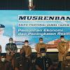Pada Acara Musrembang RKPD, Bupati Tanjabbar Minta Pemerataan Anggaran ke Pemprov