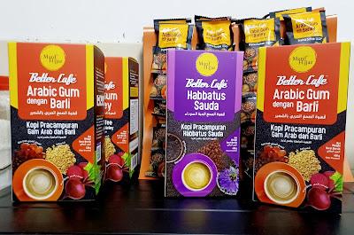 Beli Better Cafe Arabic Gum Dengan Barli Munif Hijjaz Di GoShop