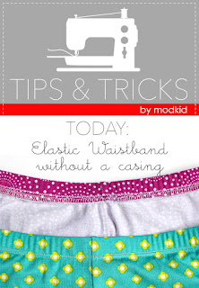 Elastic Waistband Tutorial