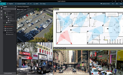 Aplicaciones CCTV ungeeksv.com luxriot