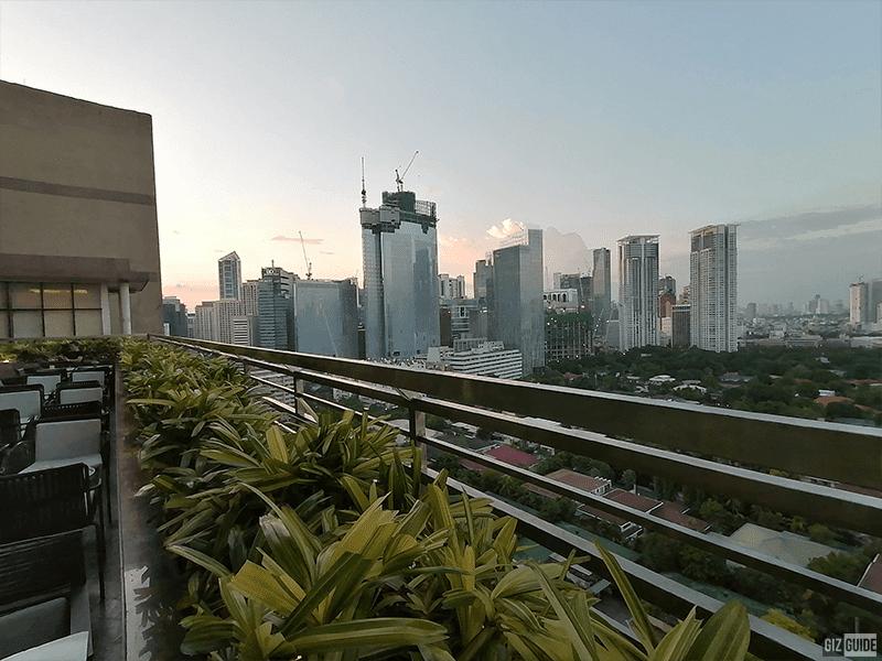 Y9 Prime 2019's daylight rear ultra-wide camera