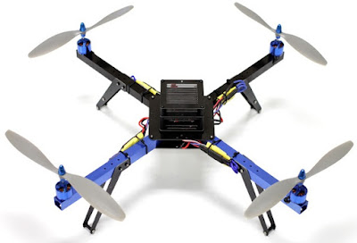 Multicopter Drone