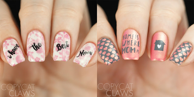 UberChic Beauty Mother's Day Stamping Plate
