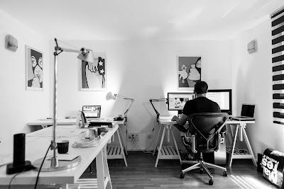 Home Office Cosvernauta