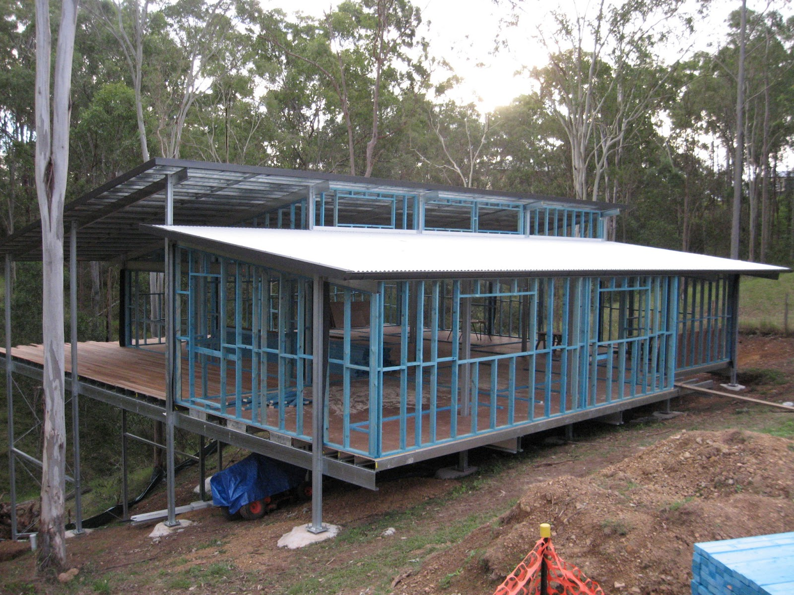Timber Frames Australia Ezy Homes Australia July 2012