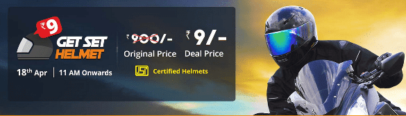 Droom Flash Sale - Helmet