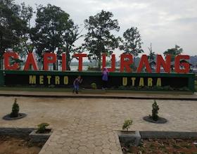 Jelajah Nusantara : Wisata alam capit urang kota metro