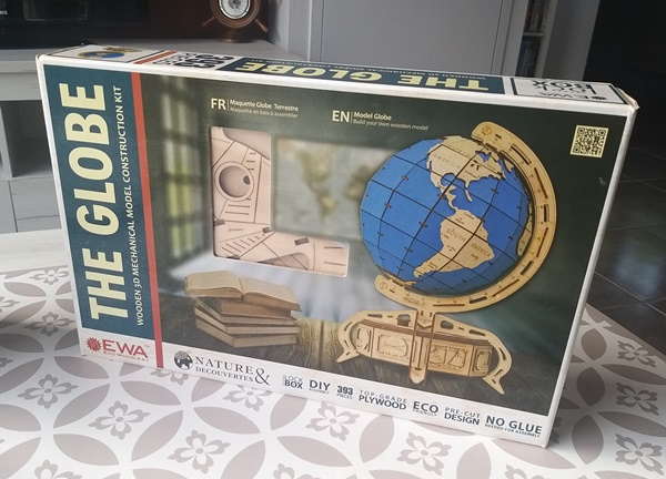 Globe DIY