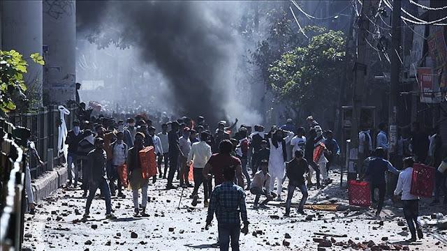 India: Más de 20 muertos en protestas durante la visita de Trump