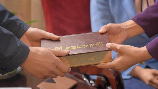 主耶穌, 全能神, 神道成肉身, 教會, 聖靈