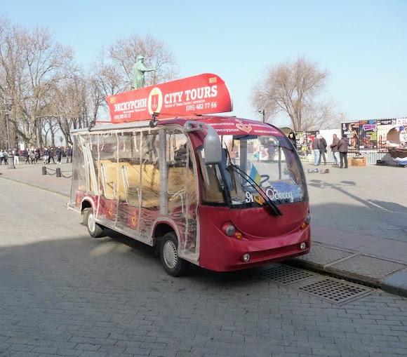 Одесса. Приморский бульвар