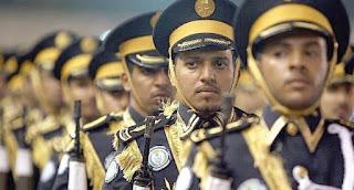 إعلان نتائج القبول النهائي لدورة تأهيل الضباط الجامعيين الـ48