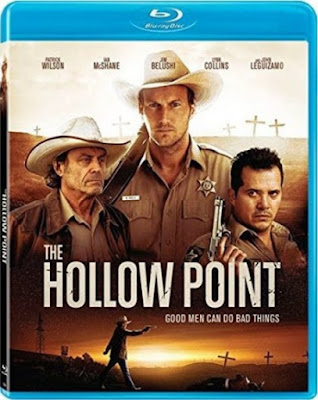 The Hollow Point 2016 Eng BRRip 480p 300mb ESub