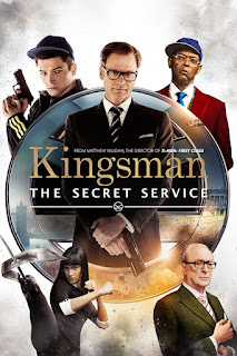 Kingsman The Secret Service 2014 Dual Audio 720p BluRay