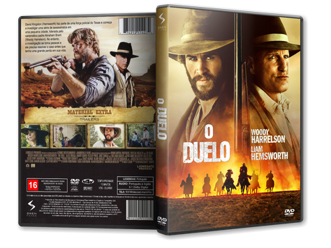Capa DVD O Duelo [Exclusiva]