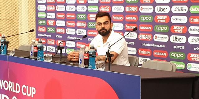 WORLD CUP: कप्तान विराट कोहली ने अपनी रणनीति बताई | CRICKET NEWS