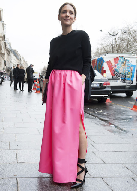 A Glimpse of Glam - Guest Post How to Wear Pink and Look Badass