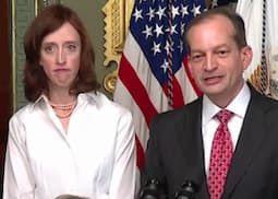Who is Alexander Acosta's Wife? Jan Elizabeth Acosta Wiki, Bio, Age, Children