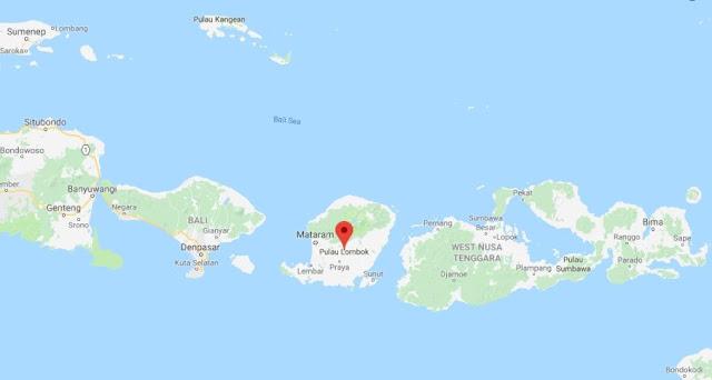 Peringatan Dini Berakhir, Tsunami Lombok Terjadi di 3 Titik
