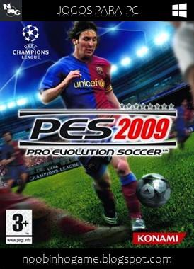 Download PES 2009 PC