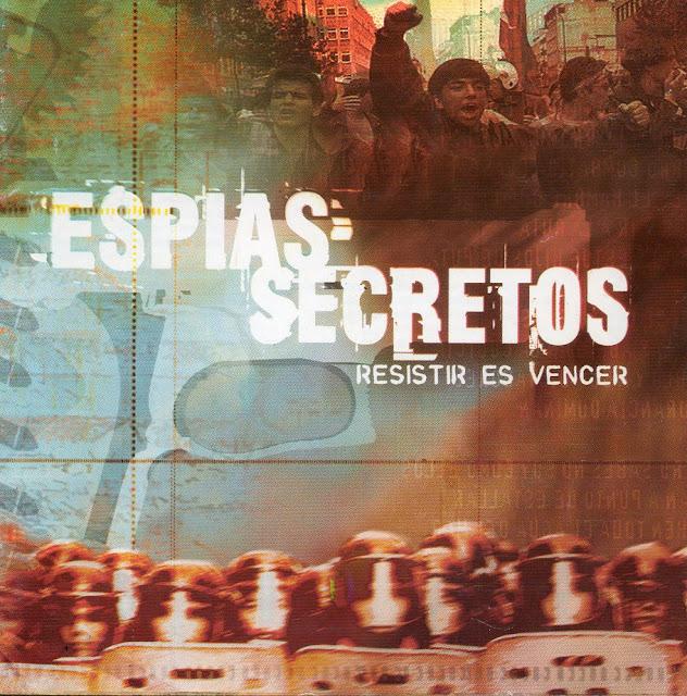 ESPÍAS SECRETOS - Resistir es Vencer (2001)