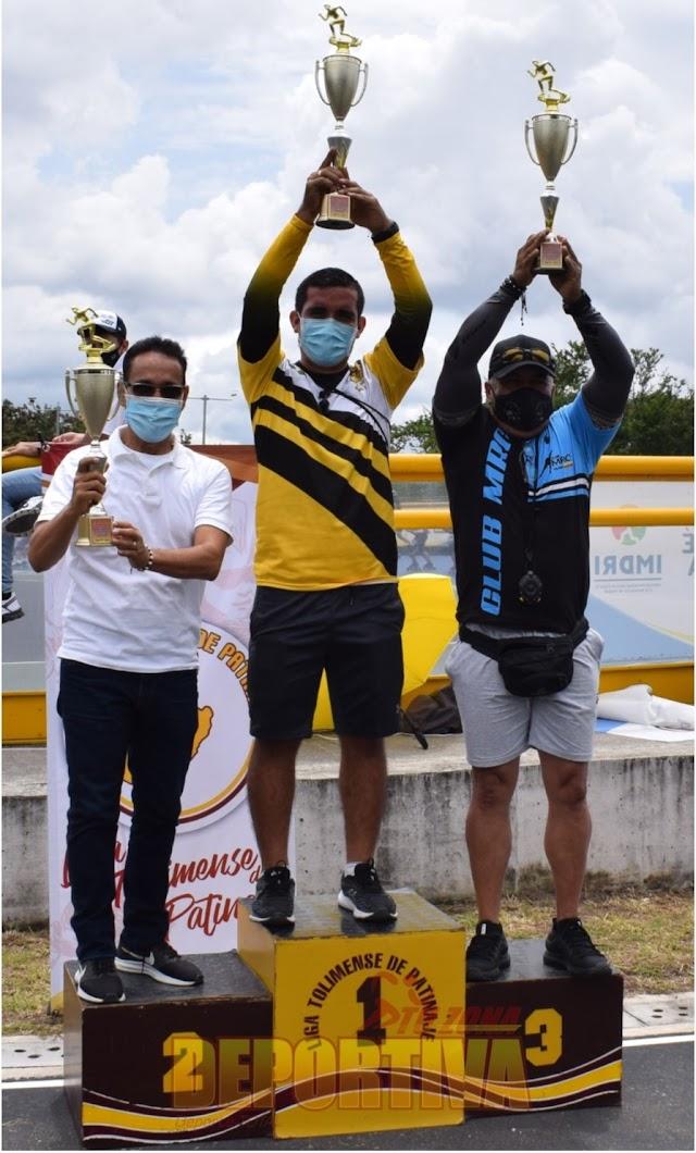 Alegrías, podios y medallas en el Festival de Patinaje 2021