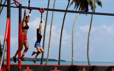 Alline e Juliana se enfrentam no circuito vermelho - Divulgação/Band