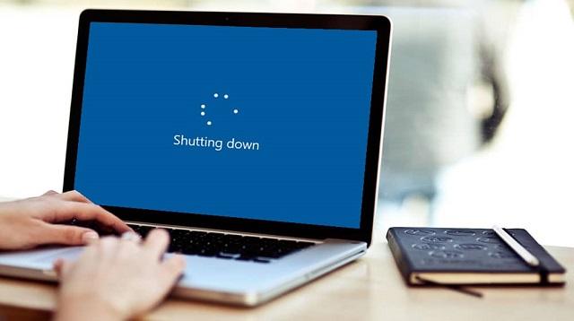 Cara Shutdown Lewat CMD