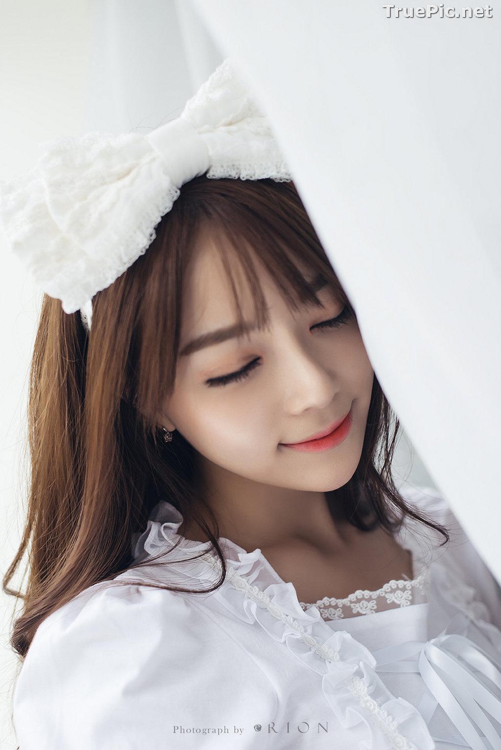 Image Korean Beautiful Model - Ji Yeon - My Cute Princess - TruePic.net - Picture-4