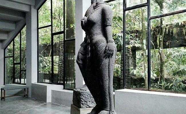 Xvlor.com Ullen Sentalu Museum collects Mataram dynasty and Javanese culture
