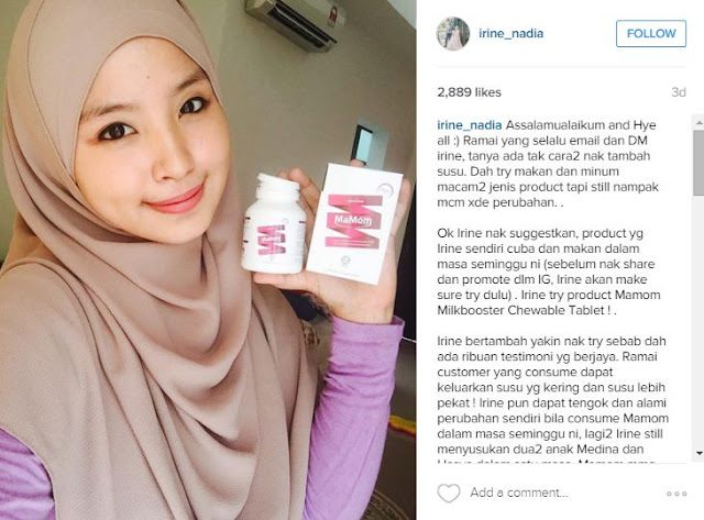 MaMom Herbaworks® Milkbooster Chewable Tablet Berkesankah Menambahkan Susu Badan