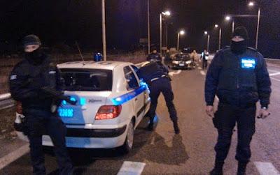 1.057 συλλήψεις τον Μάρτιο στην Ήπειρο
