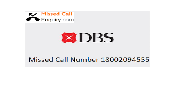 dbs bank missed call balance,dbs bank check,dbs bank account status,how to check account number dbs