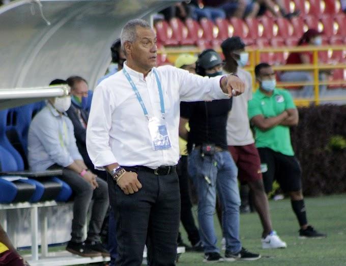 Hernán Torres arremetió contra el árbitro Wánder Mosquera, tras el 'loco' empate del DEPORTES TOLIMA frente al Deportivo Cali