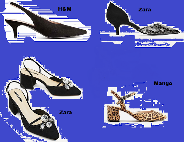 buty na niskim obcasie