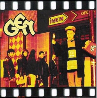 Gen - Helarte De Cagarte-Rock De Serie B