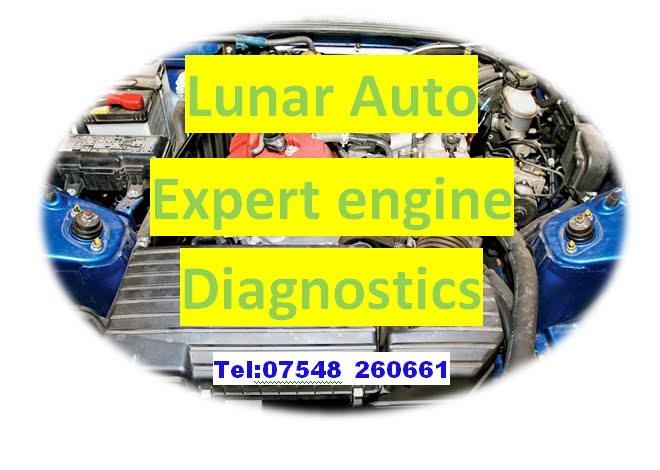 Lunar auto  engine diagnostics