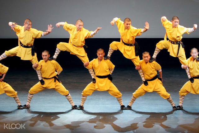 Kung Fu Show