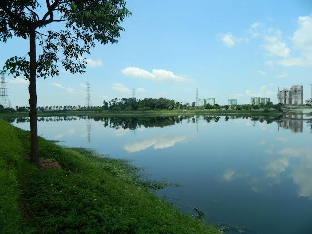 Công viên xanh Yên Sở, Hoàng Mai