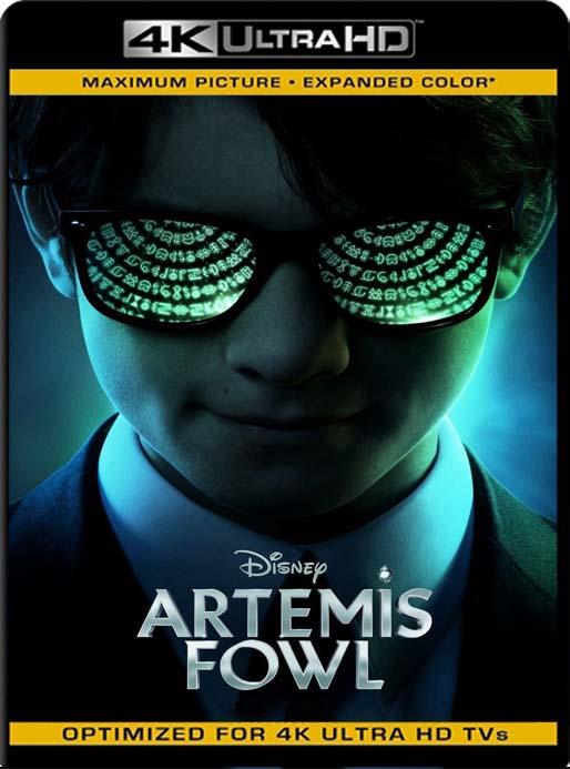 Artemis Fowl: el mundo subterráneo (2020) 4K 2160p UHD [HDR] Castellano [GoogleDrive]