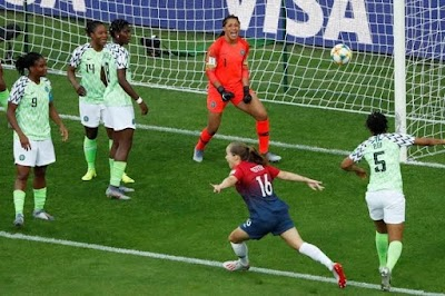Nigeria vs France: How Super Falcons could still qualify despite 1-0 defeat