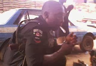 Police Sergeant Beats DPO