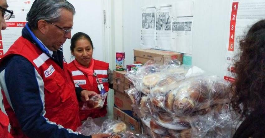 QALI WARMA: Programa social verificó entrega del servicio alimentario en Villa María del Triunfo - www.qaliwarma.gob.pe