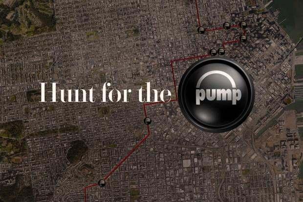 Cara Main Game di Instagram: Hunt for the Pump