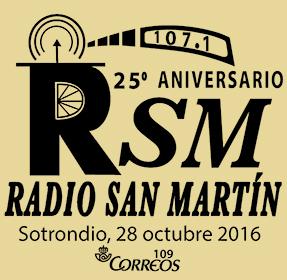 Matasellos Radio San Martín, Sotrondio